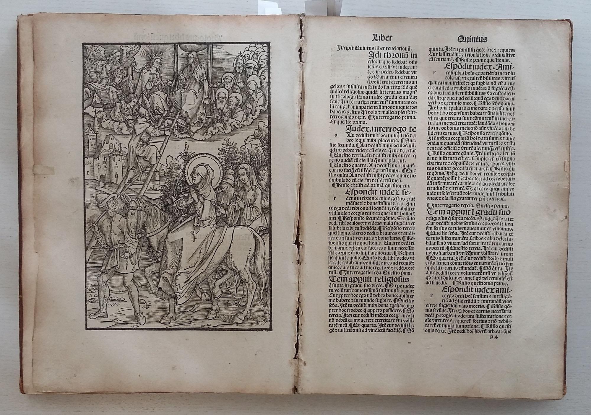 Revelationes Birgitta 1500